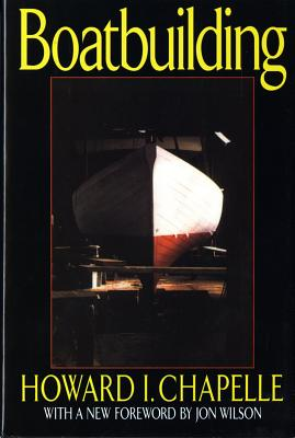 Boatbuilding By Chapelle, Howard Irving
