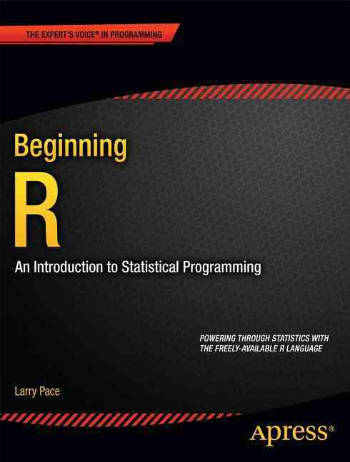 Beginning R By Pace, Larry